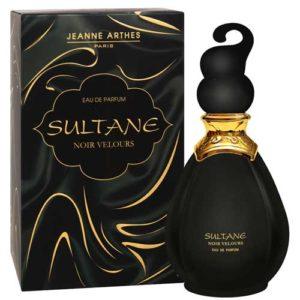 Jeanne Arthes Парфюмерная вода для женщин Sultane Noir Velours (Султана нуар велюрс), 100 мл 51