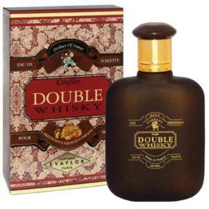 Evaflor Туалетная вода для мужчин Double Whisky (Дабл Виски), 80 мл 77