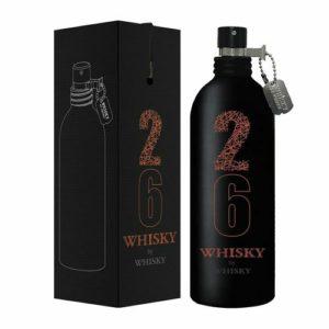 Evaflor Туалетная вода для мужчин 26 Whisky by Whisky, 100 мл 5