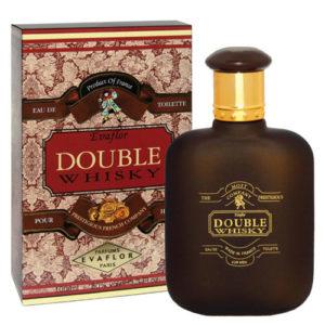 Evaflor Туалетная вода для мужчин Double Whisky, 100 мл 5