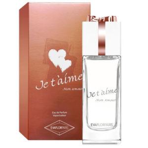 Evaflor Парфюмерная вода для женщин Je T'aime Mon Amour (Жэ тэм любовь моя), 100 мл 50