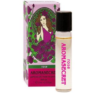 Sergio Nero Масло парфюмерное для женщин Aromasecret Rose (Аромасекрет роза), 5 мл 2