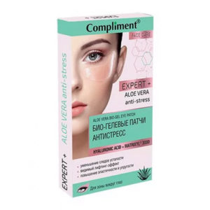 Compliment Патчи био-гелевые для глаз, 4 шт 42