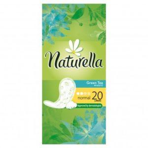 Naturella Прокладки гигиенические на каждый день Green Tea Magic Normal, 20 шт 18
