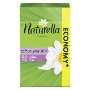 Naturella Прокладки гигиенические на каждый день Camomile Plus, 50 шт 41