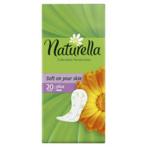 Naturella Прокладки гигиенические на каждый день Calendula Tenderne Plus, 20 шт 16