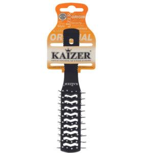 Kaizer Professional Расчёска вентиляционная двухсторонняя, 802072 пластик 14