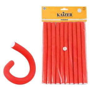 Kaizer Бигуди гибкие бумеранги длинные 12 мм 5
