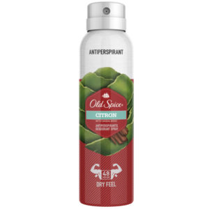 Old Spice Дезодорант-антиперспирант аэрозольный Citron with Sandalwood защита от запаха и пота 48 ч + ощущение сухости, 150 мл 53