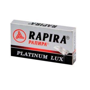 Rapira Лезвия для бритья PLATINUM LUX (по 5 шт в уп) 11
