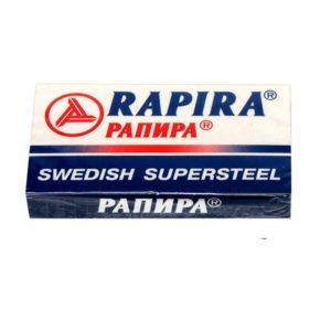 Rapira Лезвия для бритья Swedish Supersteel (по 5 шт в уп) 3