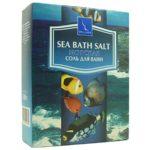 Linstek Laboratory Соль для ванн Морская натуральная, 500 г 1