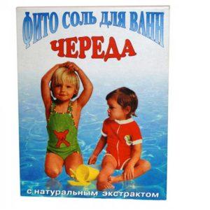 Linstek Laboratory Фитосоль для ванн Череда с натуральным экстрактом, 500 г 17