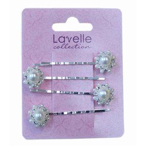 Lavelle Невидимка для волос (4 предмета), 1 шт 3