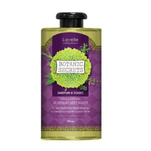 Lavelle botanic secrets пена для ванн зелёный бергамот энергия и тонус, для восстановления сил 9