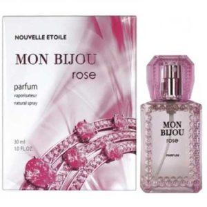 Новая Заря Духи для женщин Mon Bijou Rose (Моё украшение розовый), 30 мл 93