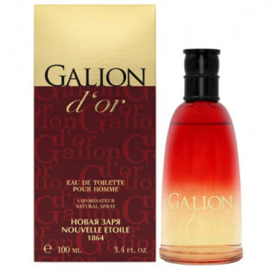 Новая заря Туалетная вода для мужчин Galion D'Or (Золотой галион), 100 мл 3