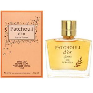 Новая Заря Парфюмерная вода для женщин Patchouli d'or (Золотая пачули), 50 мл 7