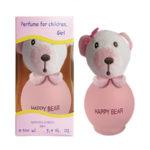 Новая заря Духи для девочек Happy Bear (Счастливый мишутка) фруктово-цветочный, 100 мл 1