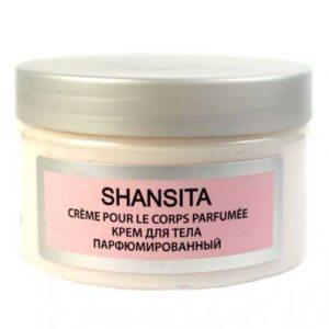 Новая заря Shansita Крем для тела парфюмированный, 250 мл 2