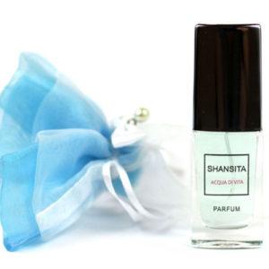 Новая Заря Духи для женщин Shansita Acqua Di Vita (Шансита живая вода) в мешочке, 16 мл 74