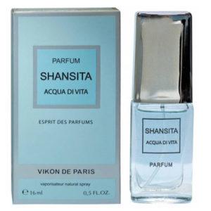 Новая Заря Духи для женщин Shansita Acqua Di Vita (Шансита живая вода), 16 мл 75