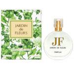 Новая Заря Духи для женщин Jardin de Fleurs (Сад цветов), 30 мл 2