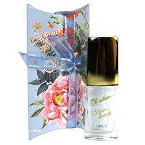 Новая Заря Духи для женщин Я люблю... Секрет цветов, 16 мл 87