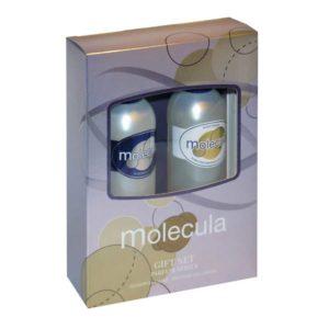 Набор косметический парфюмерный для женщин Molecula (шампунь 250 мл + гель для душа 250 мл) 9
