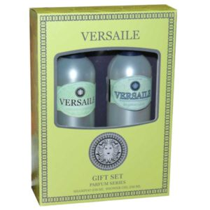 Набор косметический парфюмерный для женщин Versaile (шампунь 250 мл + гель для душа 250 мл) 12