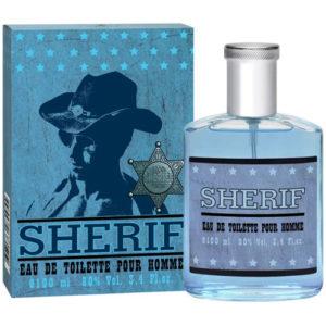 Apple Parfums Туалетная вода для мужчин Sherif (Шериф), 100 мл 98