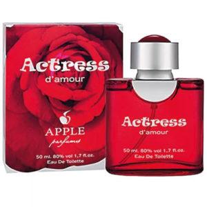 Apple Parfums Туалетная вода для женщин Actress D'Aamour, 50 мл 16