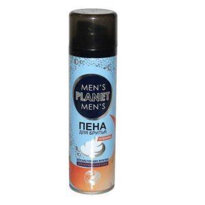 Пена для бритья Men's Planet для нормальной кожи, 200 мл 11