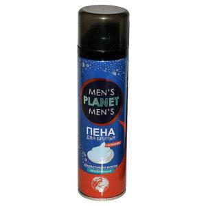 Пена для бритья Men's Planet увлажняющая, 200 мл 10
