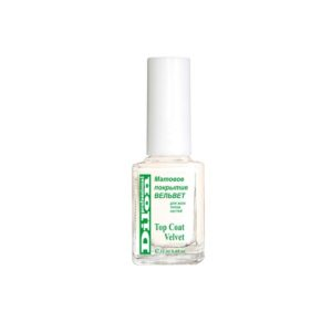 Dilon Уход за ногтями: Матовое покрытие эффект вельвет, 12 мл 4