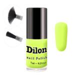 Dilon Лак для ногтей (серия весна-лето) тон 2802, 7 мл 1