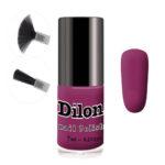 Dilon Матовый лак для ногтей тон 2821, 7 мл 2