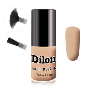 Dilon Матовый лак для ногтей тон 2823, 7 мл 100