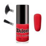 Dilon Матовый лак для ногтей тон 2827, 7 мл 1