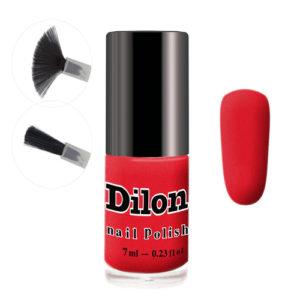 Dilon Матовый лак для ногтей тон 2827, 7 мл 95