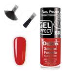 Dilon Лак для ногтей гель эффект с витамином А, E тон 2915, 7 мл 2