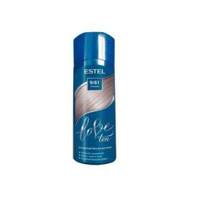 Estel Love Ton бальзам оттеночный для волос без аммиака, тон 9/61 полярный 9