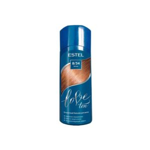 Estel Love Ton бальзам оттеночный для волос без аммиака, тон 8/34 бренди 3