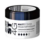 Estel Глина моделирующая для коротких волос Matt ST 4G, сильная фиксация, 65 мл 2