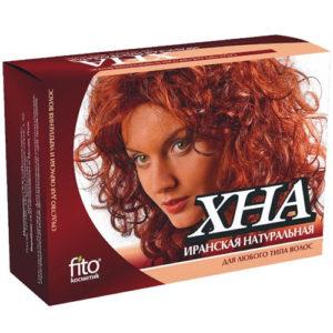 Fito косметик Иранская натуральная хна для любого типа волос, 125 г 6