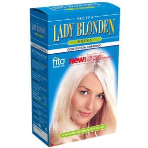 Fito косметик Осветлитель для волос с фитопорошком зелёного чая, 35 г 4