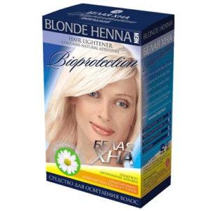 Fito косметик Средство для осветления волос Белая хна с экстрактом ромашки, 2 по 25 г 4