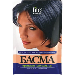 Fito косметик Басма иранская натуральная для любого типа волос, 25 г 4