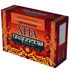 Fito косметик Хна индийская натуральная для любого типа волос, 125 г 1