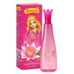 Принцесса Детская душистая вода Вальс цветов, без спирта, 75 мл 1